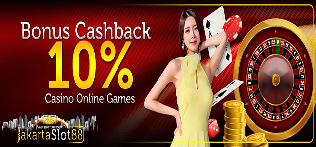 Bonus Cashback Slot 10%